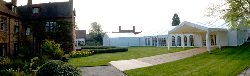 Marquee Hire for wedding in Hertfordshire - Hertford, Bishops Stortford