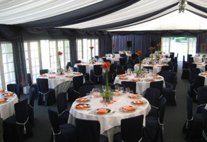 Marquee Hire for Corporate Event in London, Essex and Herts